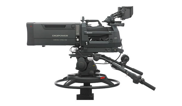 Camera Channel Hire UK