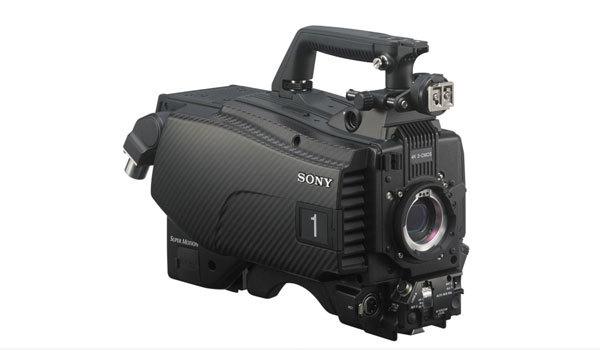 Sony HDC-4300 Camera Hire UK