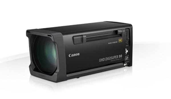 Canon UHD DIGISUPER 90 (UJ90X9B) Broadcast Field Lens