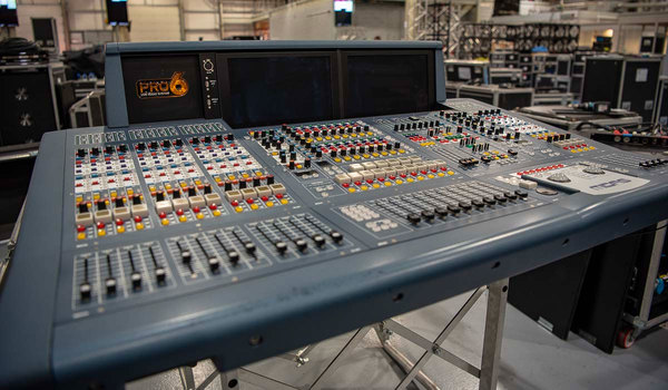 Buy Ex Hire Midas Pro6 Digital Mixing Console Package UK