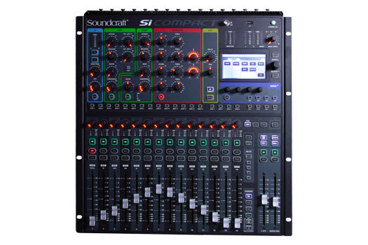 Soundcraft Si Compact 16 Prices
