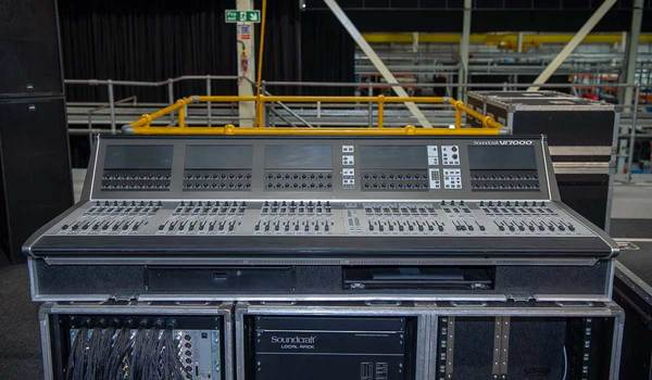 Ex Hire Soundcraft Vi7000