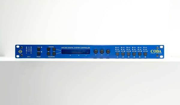 Hire Coda Audio DNC260 Digital System Controller uk