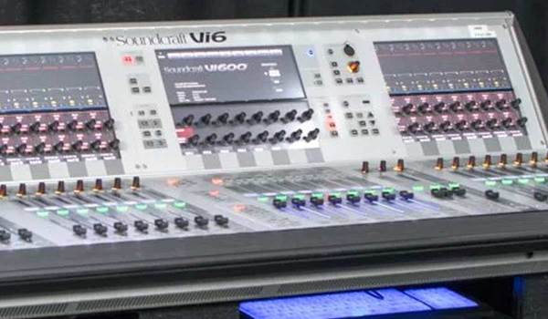 Soundcraft Vi600 Digital Mixing Console Prices