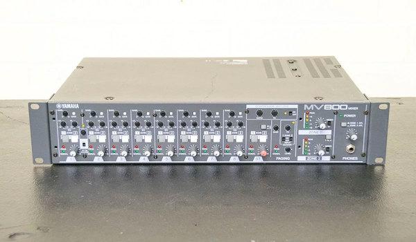 Ex Hire Yamaha MV800 2U Rackmount Mixer