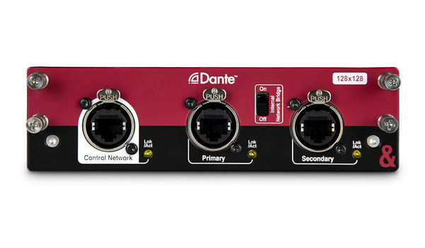 Allen & Heath Dante Audio Networking Card 128x128 Prices