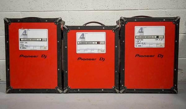 Pioneer DJ Package including 1 x DJM900NXS and 2 x CDJ2000NXS uk
