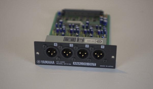 Yamaha MY4 DA