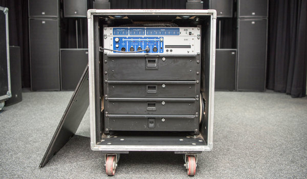 Ex Hire Meyer Sound SIM 3 System