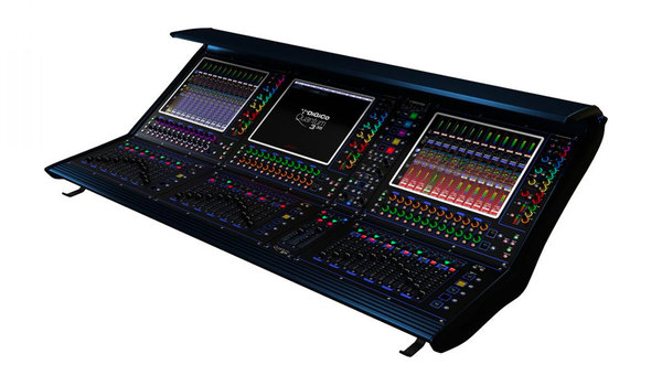 Buy DiGiCo Quantum 338 UK