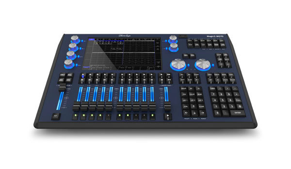 Buy and hire ChamSys MagicQ MQ70 Compact Console uk