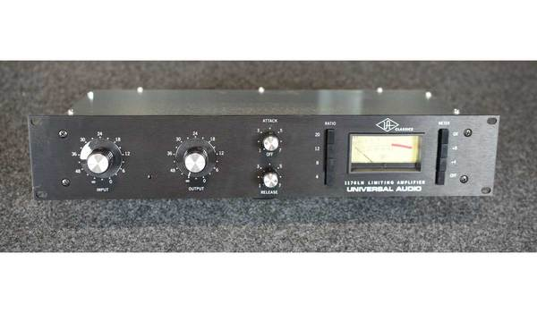 Ex Hire Universal Audio 1176LN Limiting Amplifier