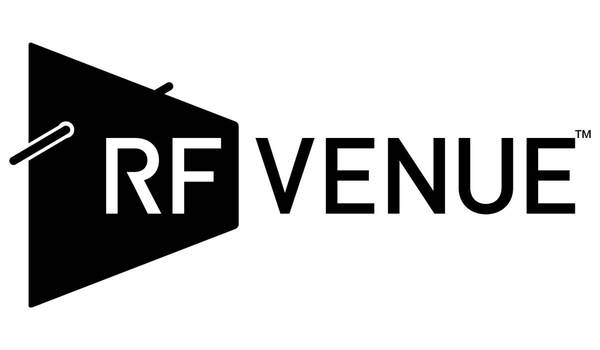 RF Venue Logo
