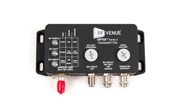 RF Venue OPTIX Series 3 Transmitter Prices