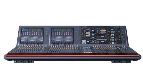Yamaha RIVAGE CS-R10 Control Surface
