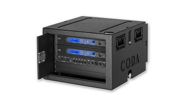 Coda Audio LINUS RACK20 Amplified Controller
