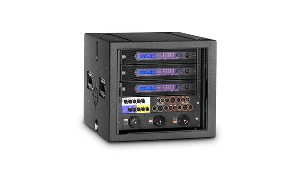 Coda Audio LINUS T-RACK Amplified Controller